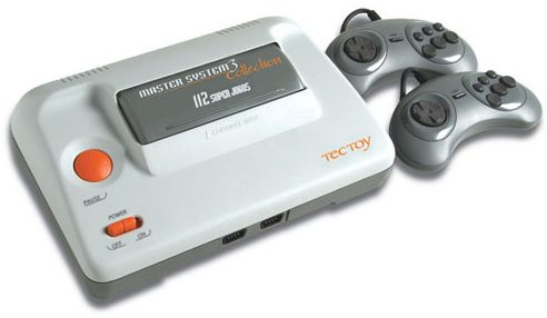 SEGA Mastasystem (c)(TM)(R) - A Sega Master System emulator